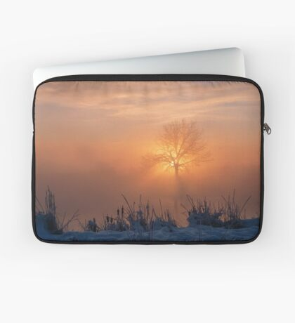A Moment With Spirit Laptop Sleeve