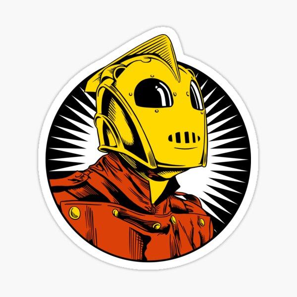 The Rocketman 2 Sticker