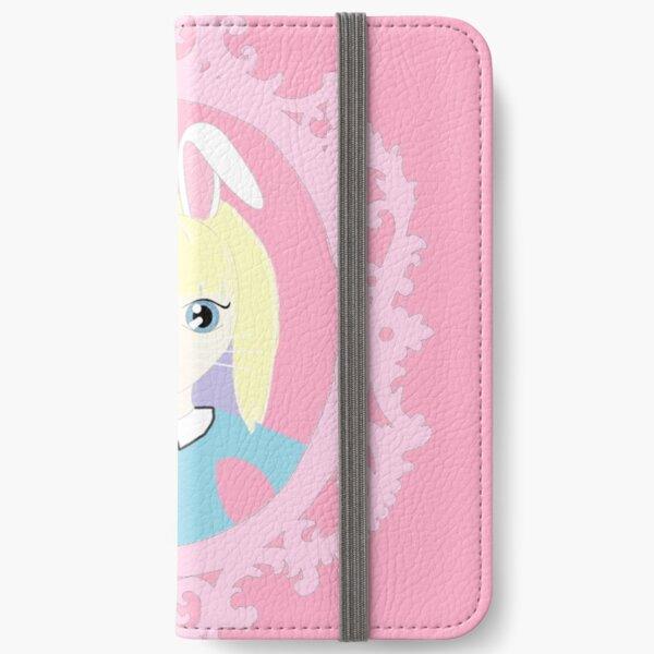 Kawaii Bunny Cosplay Girl iPhone Wallet