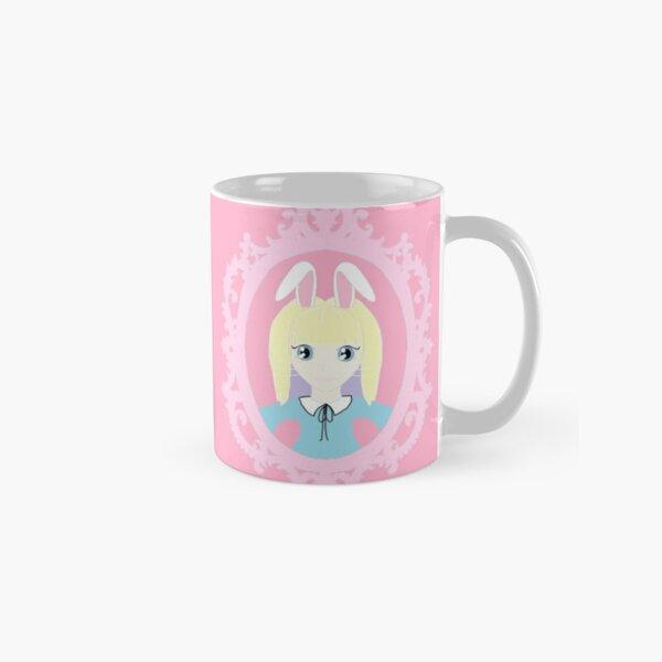 Kawaii Bunny Cosplay Girl Classic Mug