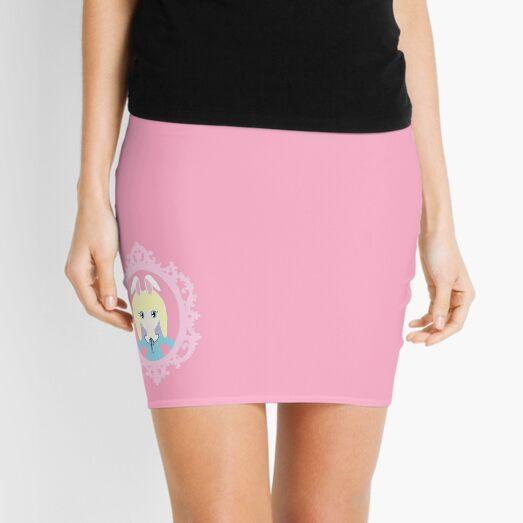 Kawaii Bunny Cosplay Girl Mini Skirt