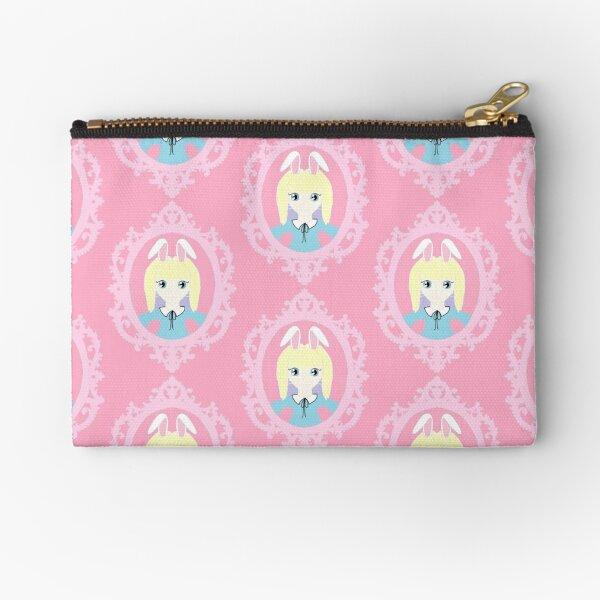Kawaii Bunny Cosplay Girl Zipper Pouch