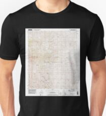 USGS TOPO Map Arizona AZ Beargrass Basin 310417 1997 24000 T-Shirt