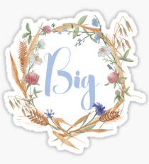 Big  Sticker