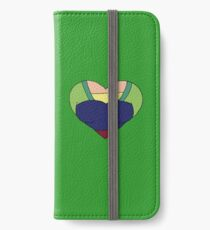 A Courageous Heart iPhone Wallet/Case/Skin
