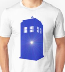 Tardis Warp T-Shirt