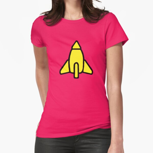 Reggie Rocket Fitted T-Shirt