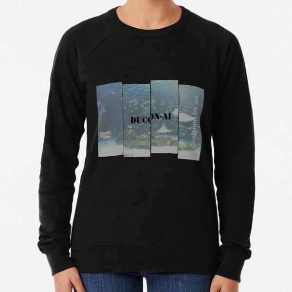 aquarium Lightweight Sweatshirt