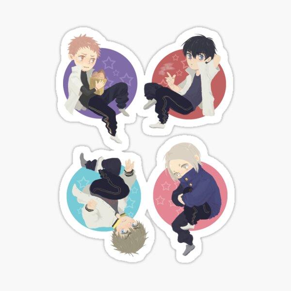 Les garçons Sticker
