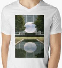 Sky Mirror Men's V-Neck T-Shirt