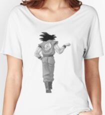 "Goku, best friend (To buy in combo with ""Vegeta, best friend"") Women's Relaxed Fit T-Shirt"