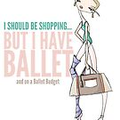 Ballet Budget Problems by balleteducation