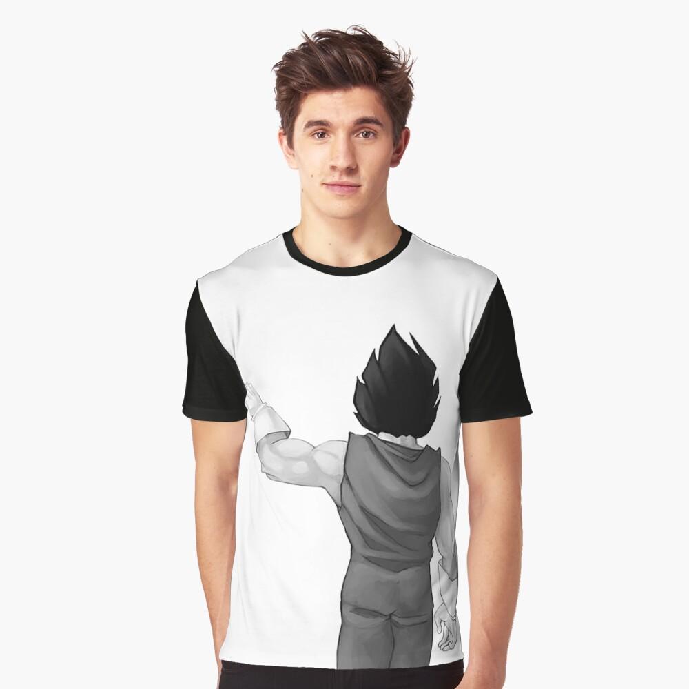 "Vegeta, best friend (To buy in combo with ""Goku, best friend"") Graphic T-Shirt"