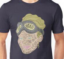 Holtzmann Quotes Typography Unisex T-Shirt