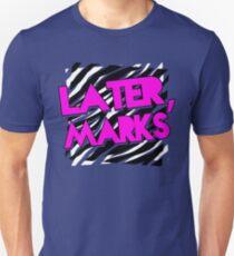 Dolph Ziggler - Later, Marks T-Shirt