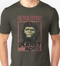 Revolution of the Planet of the Apes T-Shirt