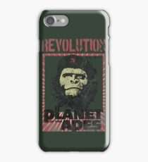 Revolution of the Planet of the Apes iPhone Case/Skin