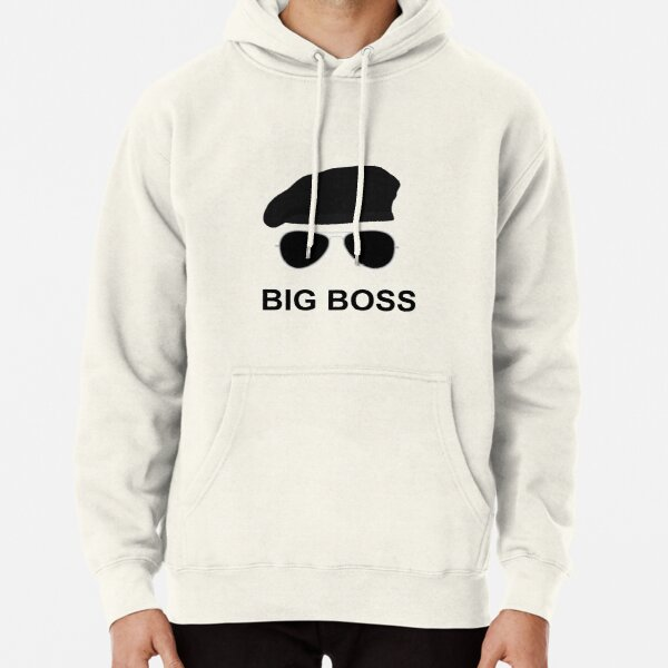 """DOTS - """"Big Boss"""" (Song Joong-Ki) Pullover Hoodie"""
