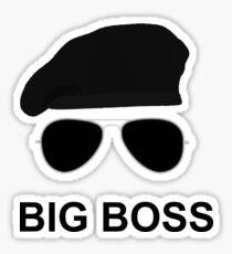 """DOTS """"Big Boss"""" Song Joongki Design Sticker"""