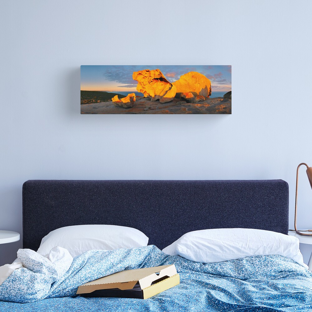 Remarkable Rocks Sunset, Kangaroo Island, South Australia Canvas Print