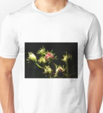 Apple Blossom Buds of the Pink-Pearl Apple Tree T-Shirt