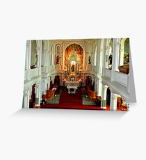 HOLY HOLY Greeting Card