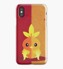 Pokemon - Torchic #255 iPhone Case