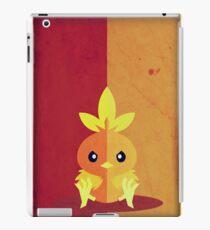 Pokemon - Torchic #255 iPad Case/Skin