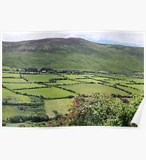 On The Emerald Isle Poster