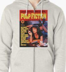 Pulp fiction Zipped Hoodie