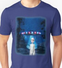 Forest UFO Close Encounter T-Shirt