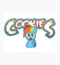 Cookies! Photographic Print
