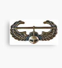 US Army Infantry - Airmobile Canvas Print