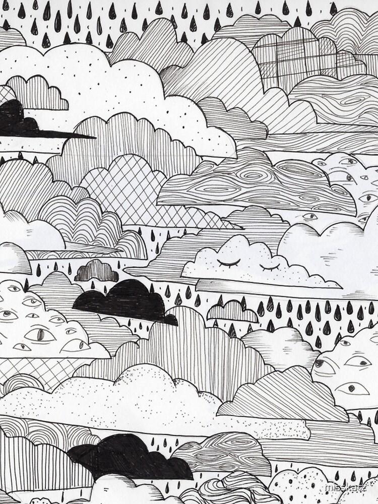 Clouds by misskatz