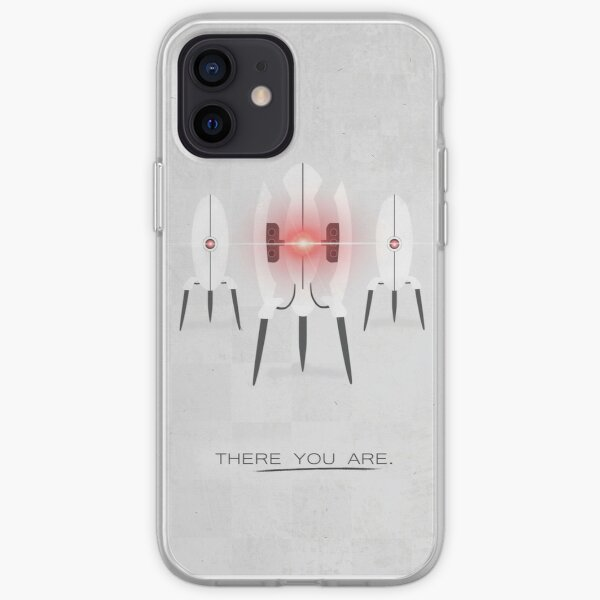 There You Are iPhone Soft Case