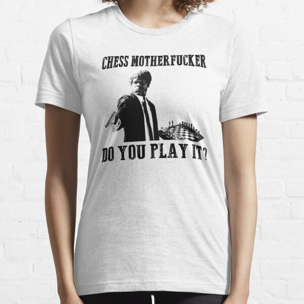 Funny Rude Chess T Shirt Essential T-Shirt