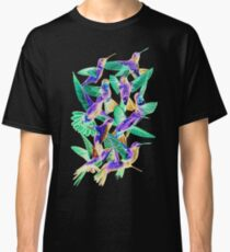Hummingbird Dance in Sharpie (Inversion Edition) Classic T-Shirt