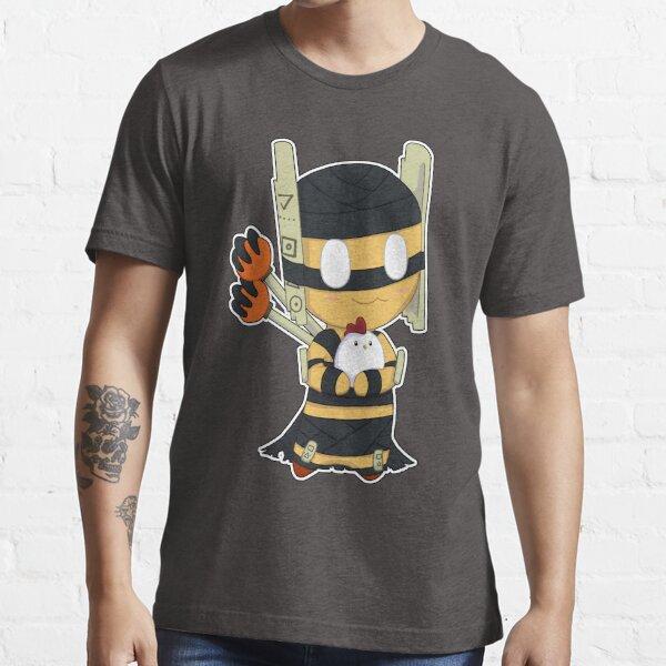 Shadow Shaman Chibi Stil Essential T-Shirt