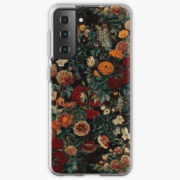 EXOTIC GARDEN - NIGHT XXI Samsung Galaxy Soft Case