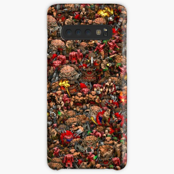 All enemies from Doom Samsung Galaxy Snap Case