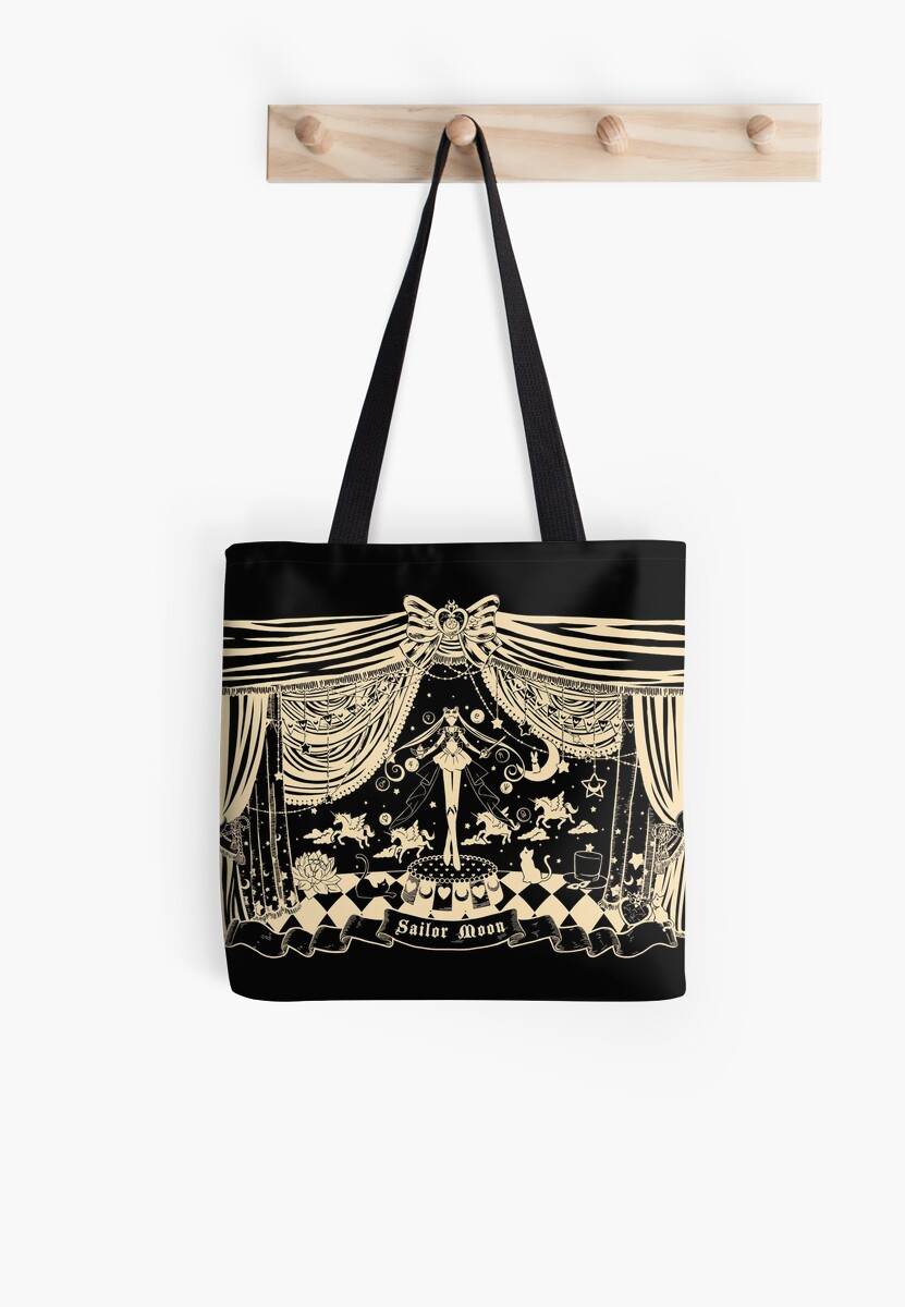 Moonlight Circus - Black by rougeaerie