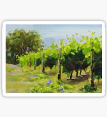 Vineyard Sticker