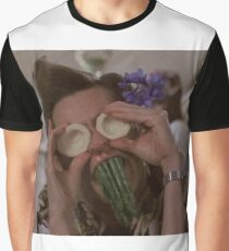 Ace Ventura Asparagus Graphic T-Shirt