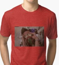Ace Ventura Asparagus Tri-blend T-Shirt