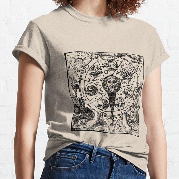 Medieval Alchemy  Classic T-Shirt