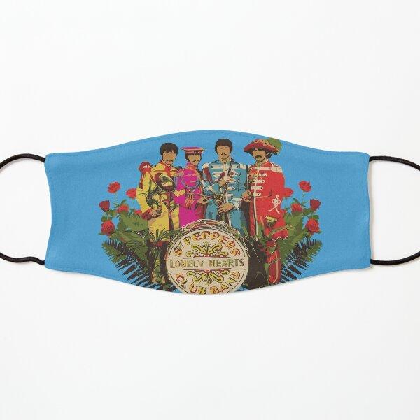Sergeant Pepper - Minimalist Album Cover Kids Mask