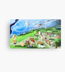 earthbound mother Metal Print