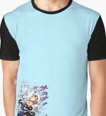 Weather Report - JoJo's Bizarre Adventure - Stone Ocean Graphic T-Shirt