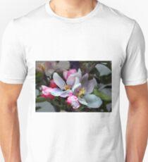Lox's Orange Pippin Apple Blossom Flowers T-Shirt