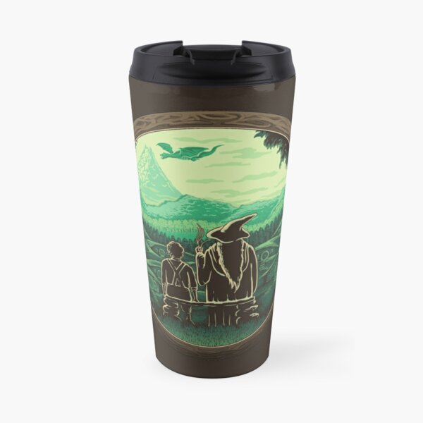 Let's have an Adventure Travel Mug
